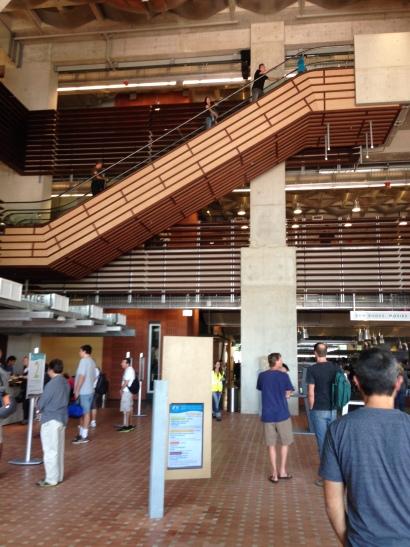 San Diego Public Library Lobby