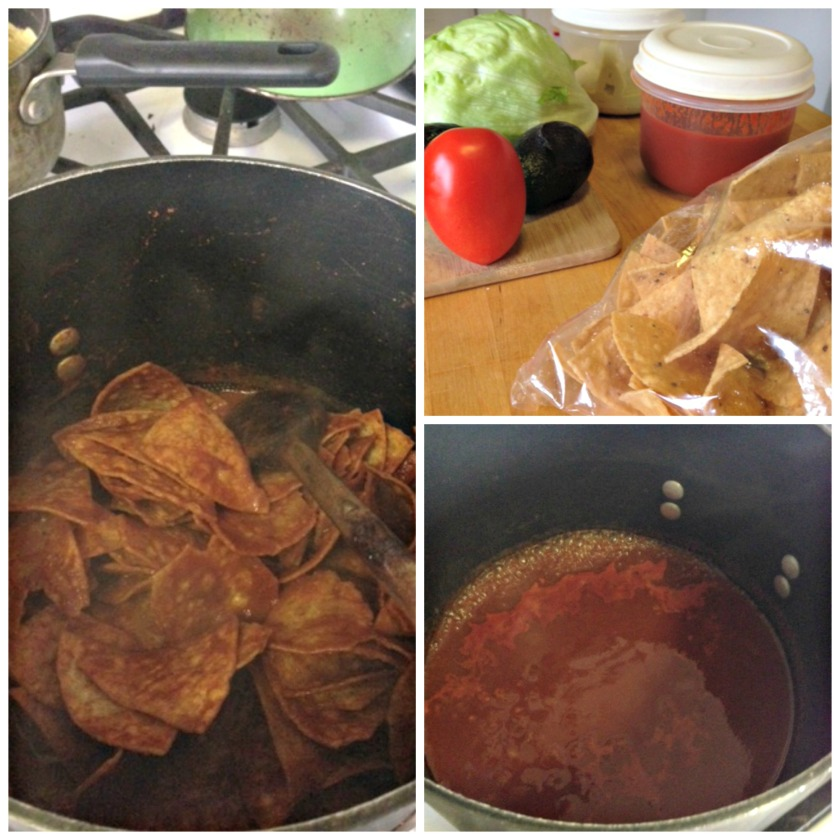 Chilaquiles Ingredient